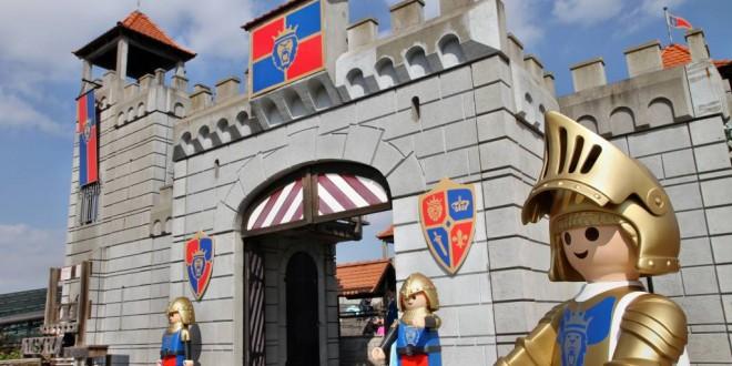 Playmobil Funpark: Alle Attraktionen im Überblick