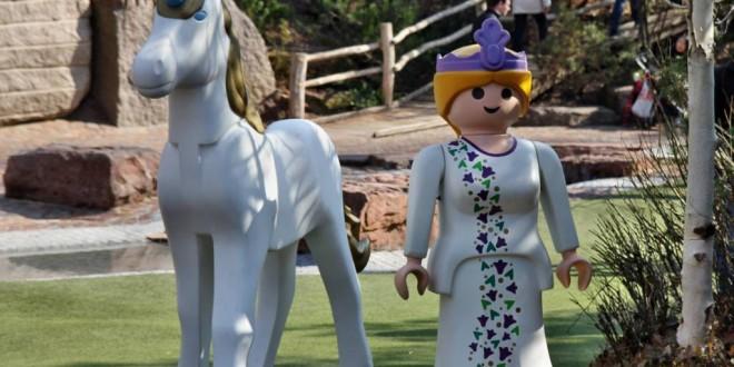 Zauberhaftes Feenland: Neuheit 2018 im Playmobil Funpark