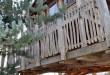 Abenteuerwelt mit Baumhaus