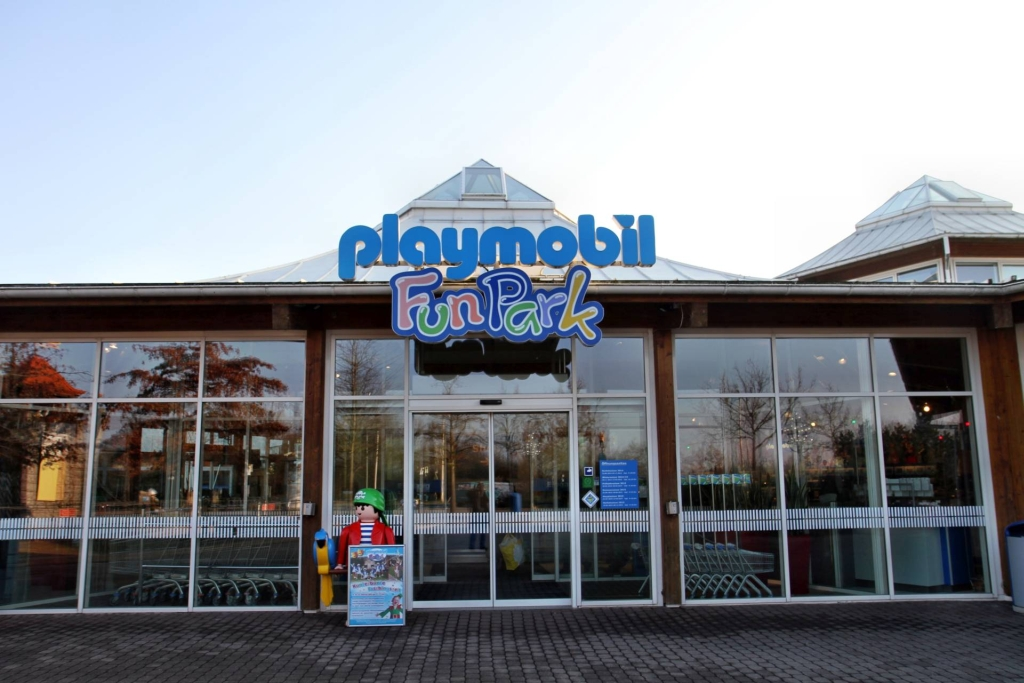 playmobil funpark saisonkarte 2018 f r 45 euro. Black Bedroom Furniture Sets. Home Design Ideas