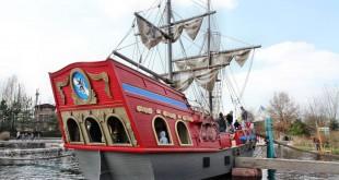 Playmobil Funpark Zirndorf Piratenschiff