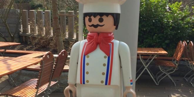 Playmobil Funpark Biergarten ab 1. Mai 2018 geöffnet