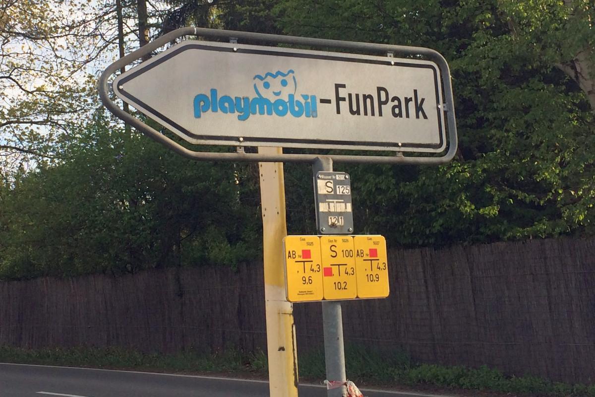 playmobil funpark anfahrt der schnellste weg nach zirndorf. Black Bedroom Furniture Sets. Home Design Ideas
