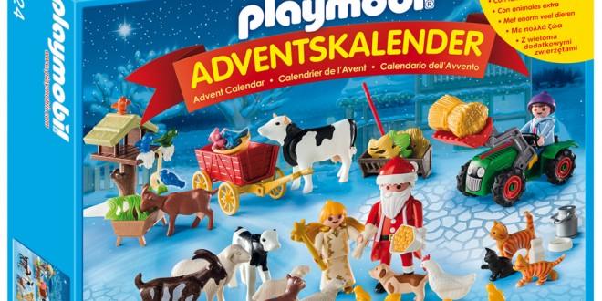 playmobil adventskalender 2015 piraten bauernhof party. Black Bedroom Furniture Sets. Home Design Ideas
