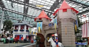 Fasching 2018 im Playmobil Funpark: Während der bayerischen Faschingsferien ist auch das HOB-Center geöffnet.