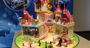 Viel Spielspaß für 140 Euro: Das neue Playmobil Prinzessinnenschloss kommt rechtzeitig zum Weihnachtsgeschäft 2016 in die Läden.