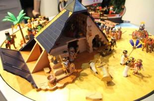 Eine der spannendsten Playmobil Neuheiten 2016: Die ägyptische Pyramide erscheint im September 2016.
