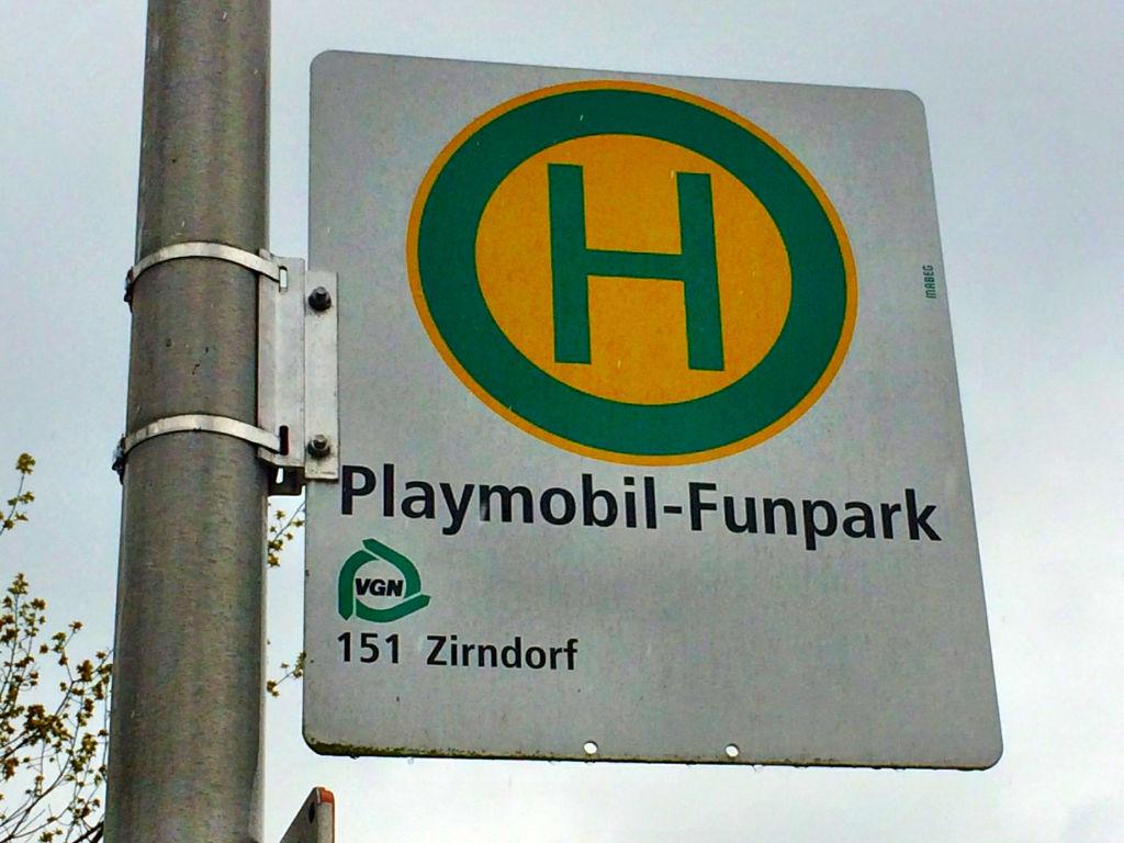 Mit Bus Und Bahn Ins Playmobilland Funpark Zirndorf