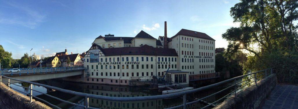 """Schon heute können die Faber-Castell-Fertigung sowie das Museum """"Alte Mine"""" besichtigt werden."""