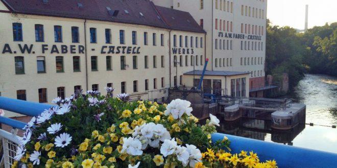 In Stein bei Nürnberg entsteht die neue Faber-Castell Erlebniswelt.