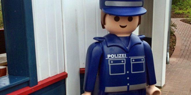 Ab Ende Juli 2016 führt der Playmobil Funpark Zirndorf verstärkte Sicherheitskontrollen durch.