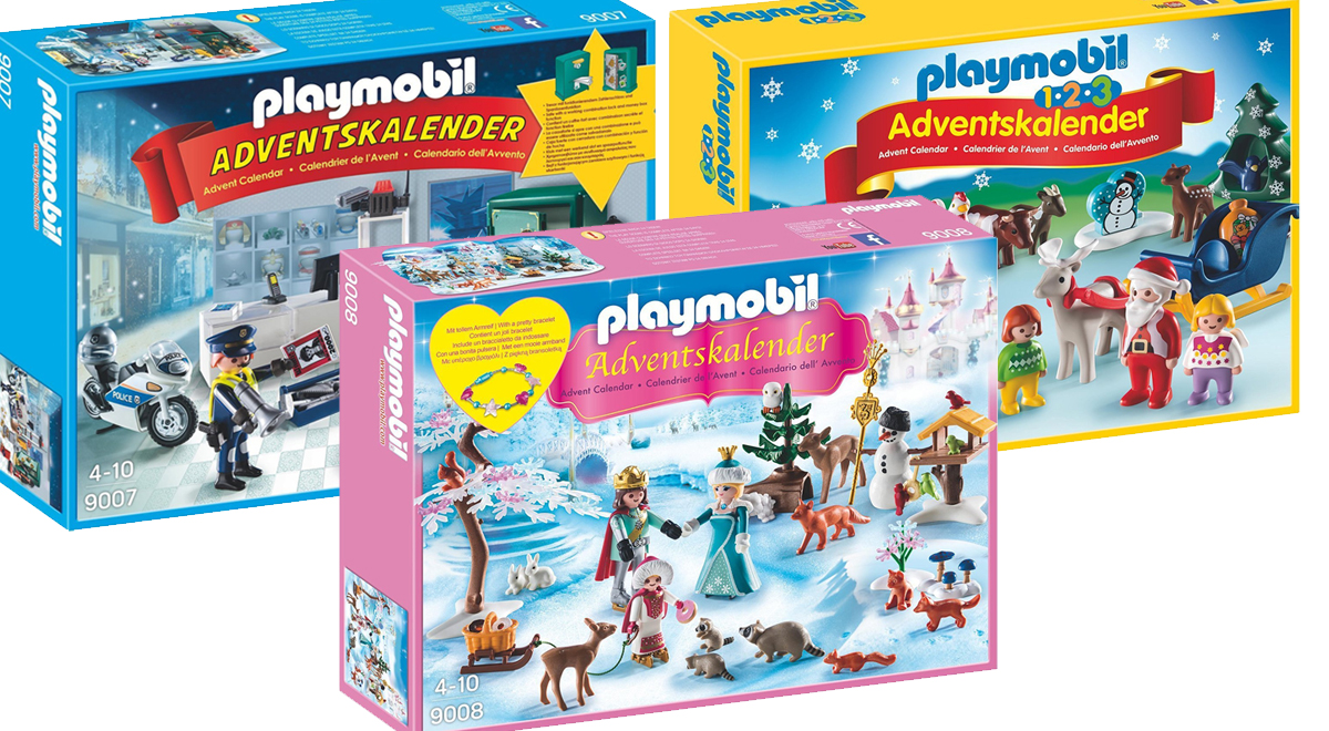 playmobil adventskalender 2016 alle neuheiten funpark zirndorf. Black Bedroom Furniture Sets. Home Design Ideas