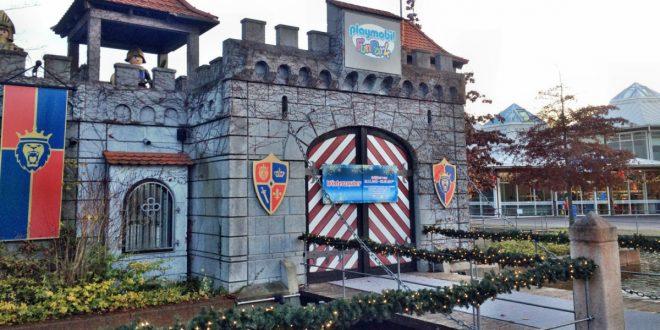 Spielen, relaxen, einkaufen: HOB-Center und Funpark Shop im Winter