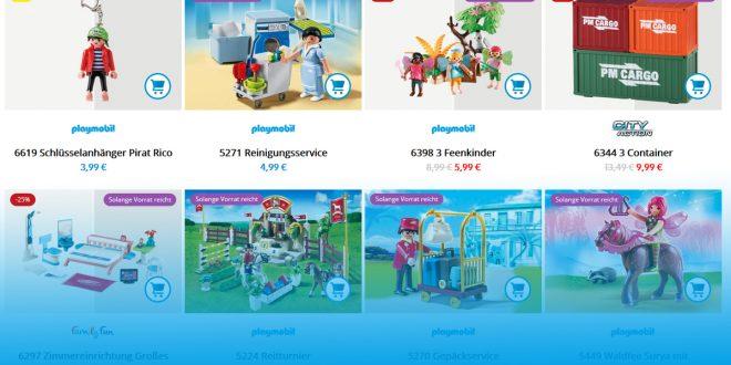 Playmobil Website und Playmobil Onlineshop erstrahlen seit November 2016 in neuem Glanz.