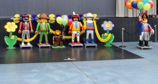 """Fasching 2018 im Playmobil Funpark: Im HOB-Center heißt es auch in diesem Jahr """"Zirndorf Helau!""""."""