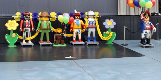 Fasching 2019 im Playmobil Funpark: Faschingsgaudi im HOB-Center