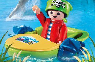 """Exklusiv im Funpark-Shop und im Online-Shop: die Playmobil-Figur zugunsten von """"Ein Herz für Kinder"""" (Foto: PLAYMOBIL)."""