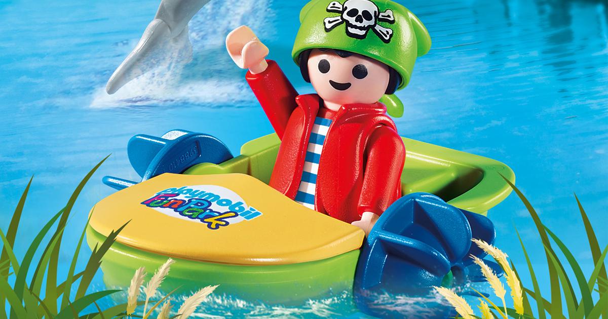 playmobil paddelboot figur zugunsten ein herz f r kinder funpark zirndorf. Black Bedroom Furniture Sets. Home Design Ideas