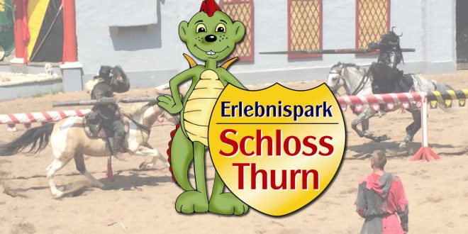 Absolutes Highlight im Erlebnispark Schloss Thurn: das große Ritterturnier.