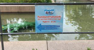 Das Familienfrühstück des Playmobil Funpark wird täglich zwischen 8 und 10 Uhr im HOB-Center aufgebaut.