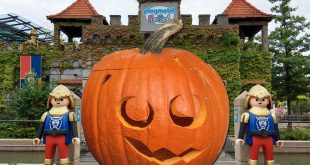 Die Herbstsaison 2017 im Playmobil Funpark startet am Dienstag, 12. September 2017.