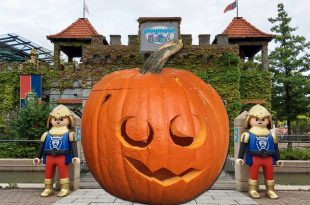 Die Herbstsaison im Playmobil Funpark startet pünktlich zum Start der bayerischen Herbstferien.