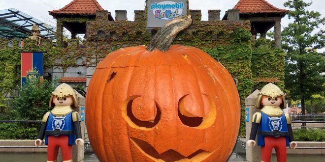 Playmobil Funpark im Oktober 2020: Öffnungszeiten, Events, Eintrittspreise