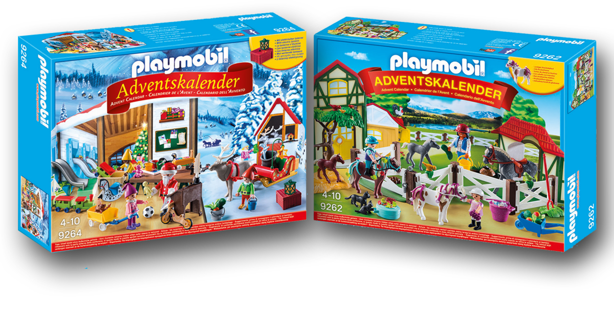 playmobil adventskalender 2017 alle neuheiten und preise. Black Bedroom Furniture Sets. Home Design Ideas