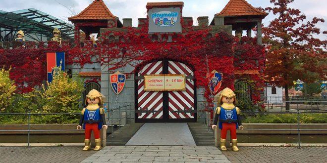 Playmobil Funpark Herbst-Saisonkarte 2020 für nur 25 Euro