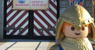 Season 2018: Opening Hours and Ticket Prices for Playmobil Funpark Zirndorf