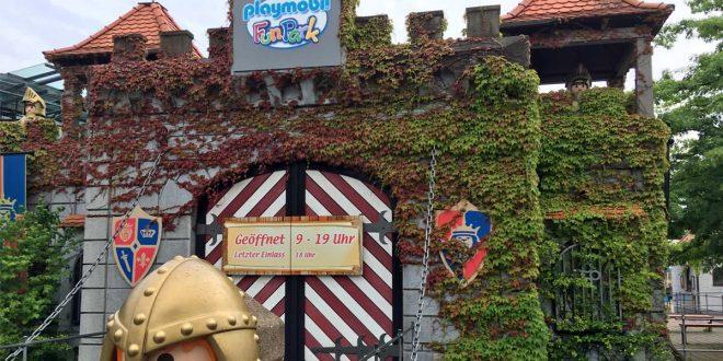 Deutschlands beste Freizeitparks 2018: Playmobil Funpark auf Platz 2