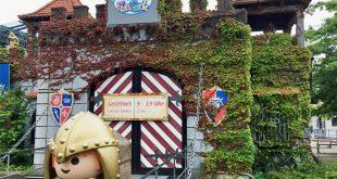 Playmobil Funpark Öffnungszeiten: In der Hauptsaison ist der Freizeitpark bis 19 Uhr geöffnet (Foto: FUNPARK-ZIRNDORF.DE)