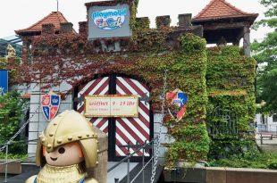 Playmobil Funpark Öffnungszeiten 2019: In der Hauptsaison ist der Freizeitpark bis 19 Uhr geöffnet (Foto: FUNPARK-ZIRNDORF.DE)