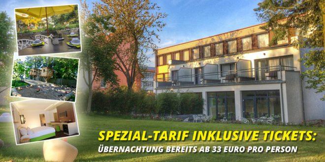 Top-Empfehlung für Playmobil-Funpark-Besucher: das Hotel Knorz in Zirndorf (Fotos: Christoph Müller)