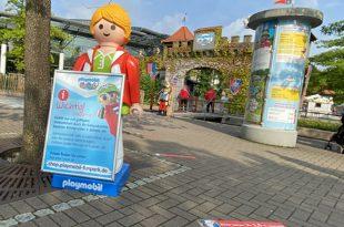 Vom 1. Juli bis zum 31. Dezember 2020 gelten günstigere Ticketpreise im Playmobil Funpark (Foto: Redaktion)